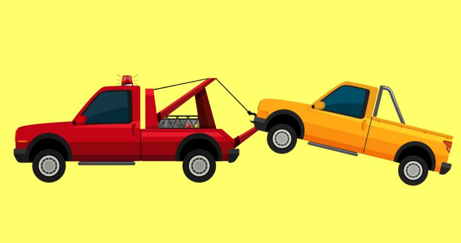 7 of the Most Common Reasons Drivers Call for a Tow Truck