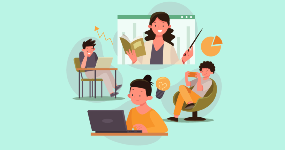 How Online Courses Benefit Students