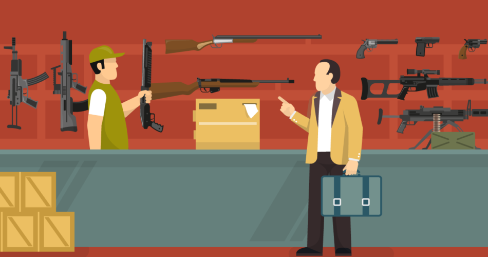 Looking to Buy a Gun? Here Are Some Useful Tips