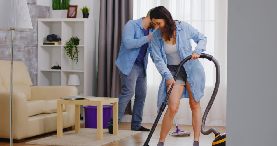 The Importance of Keeping Your Home Clean and Organized