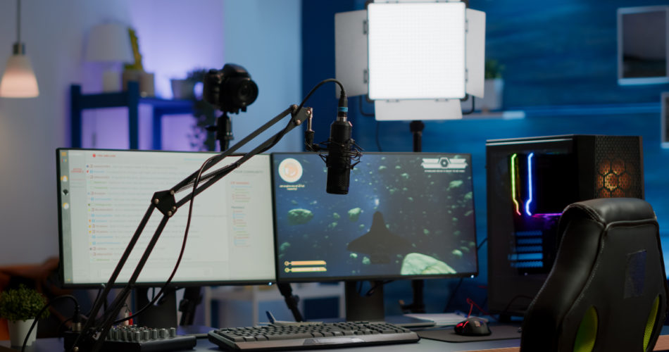 6 Easy Ways to Make Your Gaming Setup Look Better